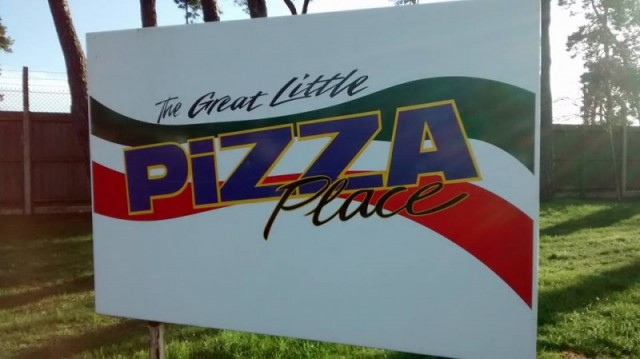 The Great Little Pizza Place - RAF Lakenheath