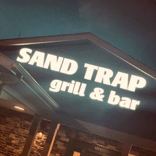 The Sand Trap Grill - MCRD Parris Island