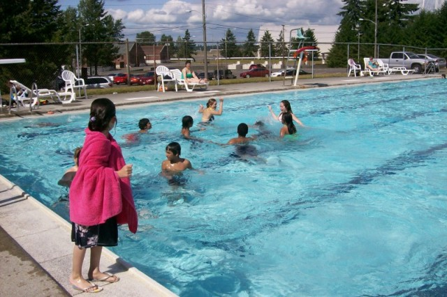 McChord Outdoor Pool - Joint Base Lewis McChord