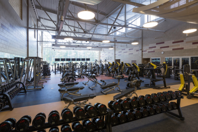 Fitness Center - MCAS New River