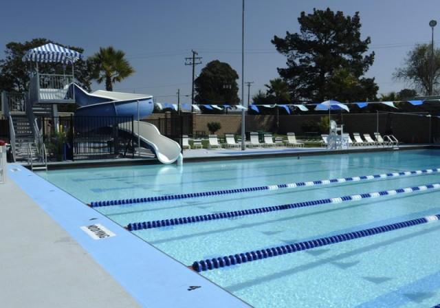 Vandenberg AFB - Aquatic Center