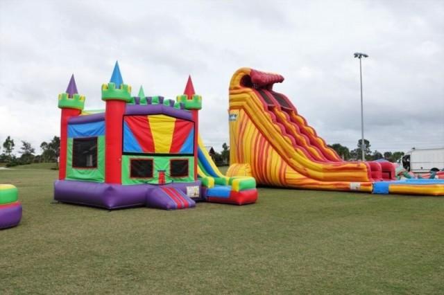 Inflatable Rentals - Fort Stewart