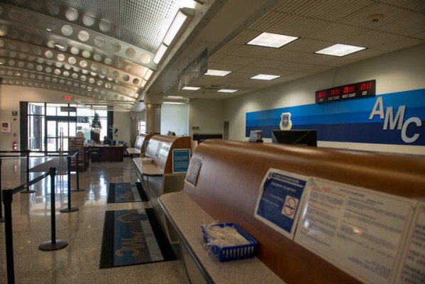 Andrews AFB Passenger Terminal
