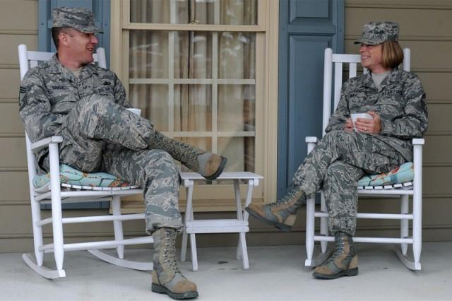 Military Life Skills Education Programs - Couples Workshop