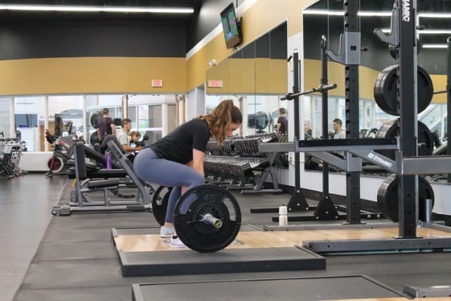 Naval Support Activity Annapolis - Fitness Center