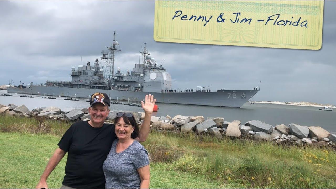 Naval Station Mayport : Pelican Roost RV Park - Mayport, Florida