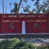 Marine Corps Recruit Depot (MCRD) : Parris Island RV Park (Part 1) - Parris Island, South Carolina