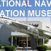 National Naval Aviation Museum In Pensacola FL - Blue Angels + 150 Aircraft - Free Admission