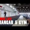 Air Force Crossfit Gym: Hangar 5 at JBER AFB