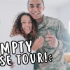 Fort Eustis Military Housing Empty House Tour | 3 Bedroom North Village