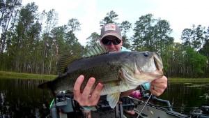 Fort Stewart Kayak Bass Fishing
