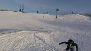 Downhill Skiing - Hillberg Ski Area in JBER, AK (FULL)