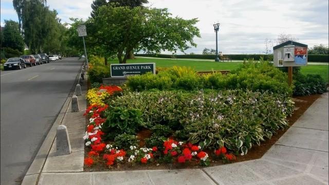 Grand Avenue Park - Everett
