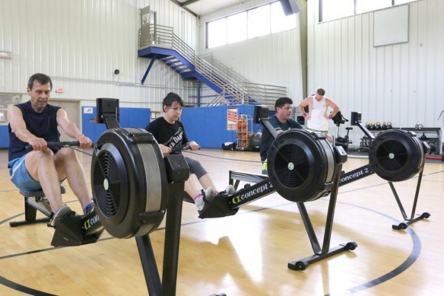 Arnold AFB - Fitness Center
