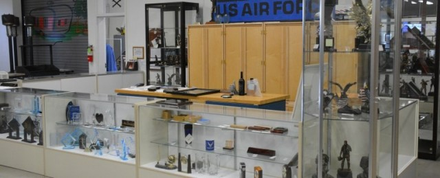 Vandenberg AFB - Engraving Shop