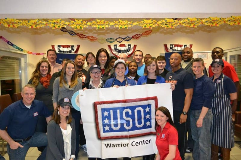 Landstuhl Warrior Center USO