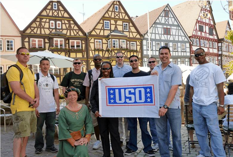 Stuttgart USO