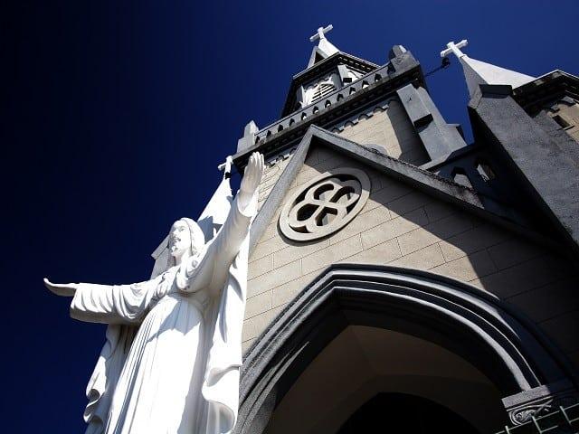 Miuramachi Catholic Church
