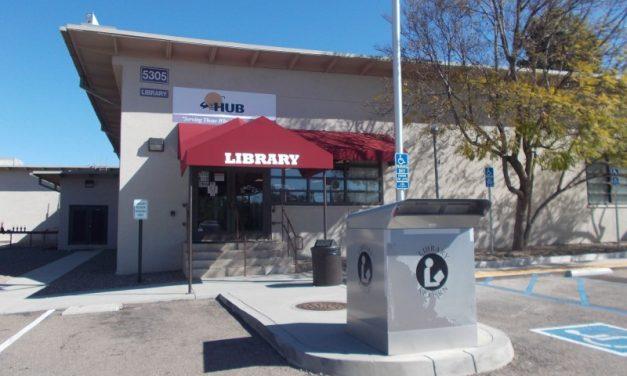 Main Library – MCAS Miramar