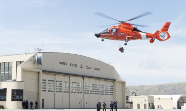 Coast Guard Air Station San Francisco