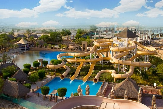 The Lost Paradise of Dilmun Water Park